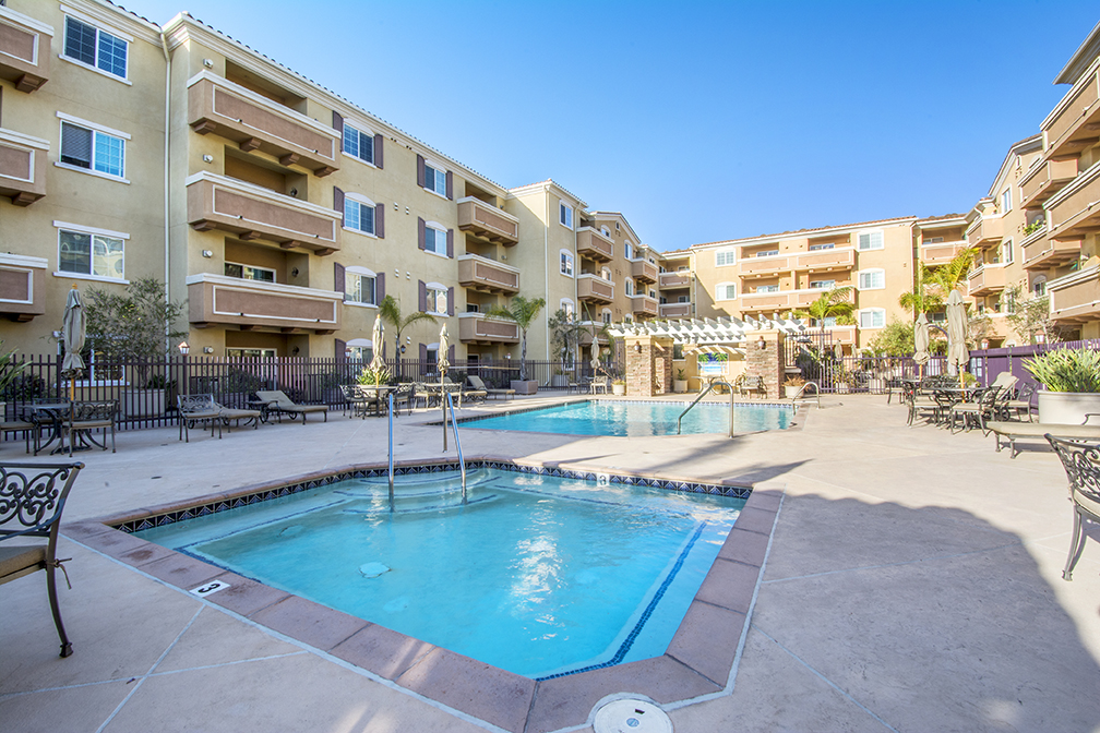 Village Court 55 Condos In Southwood Torrance