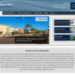 New Real Estate Website for the Hollywood Riviera