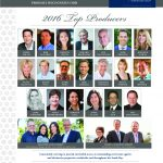 2016 Top Producing Realtor Announced in the South Bay